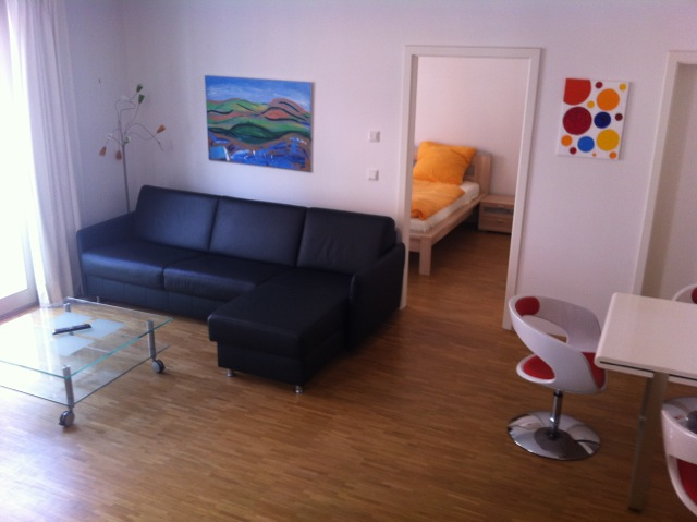 1 Bedroom Neuenheim Near The University Furnished Apartments For Rent Heideberg Germany